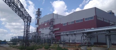 Electric Power plant, 11.50 MW(e) and 89 MW(h)